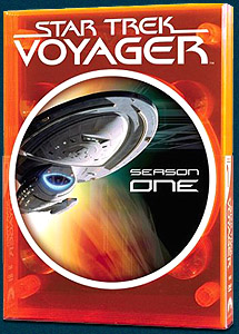 Voyager Saison 1 - Packaging U.S.