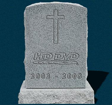 DVDFr - Pourquoi le HD DVD est mort