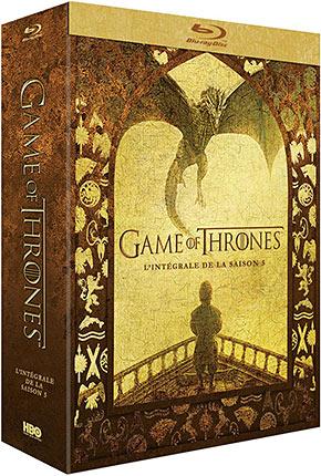 Game of Thrones : Le trône de fer. Saison 5 | Martin, George R. R (1948-....). Antécédent bibliographique