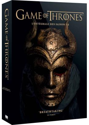 Game of Thrones - Intégrale saisons 1 à 5 - DVD