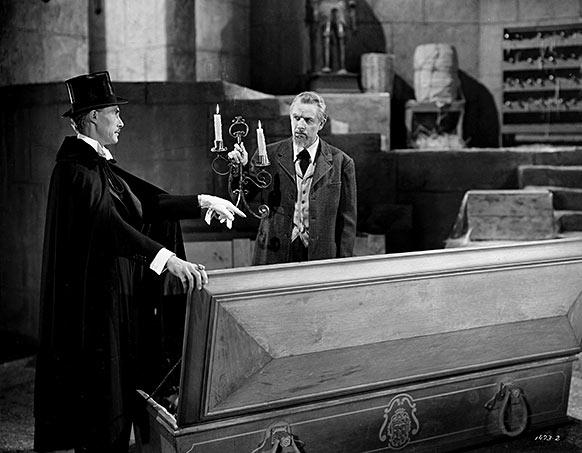 Dvdfr La Maison De Dracula Le Test Complet Du Blu Ray