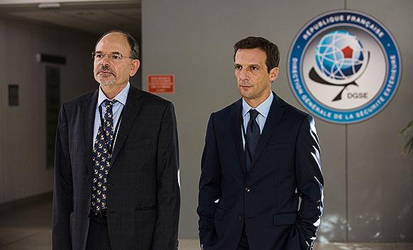 Dvdfr le bureau des l gendes saison 2 le test for L bureau des legendes