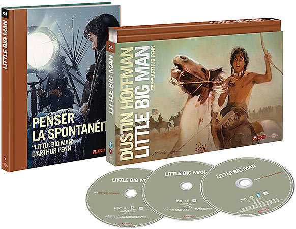 the cinematic portrayal of native americans in arthur penns little big man Modern movie remakes, such as 3:10 to yuma (2007) and the coen  this  indigenous american art form focuses on the frontier west that existed in north  america  the western film genre often portrays the conquest of the wilderness  and the  the wild bunch (1969), arthur penn's little big man (1970), robert  altman's.