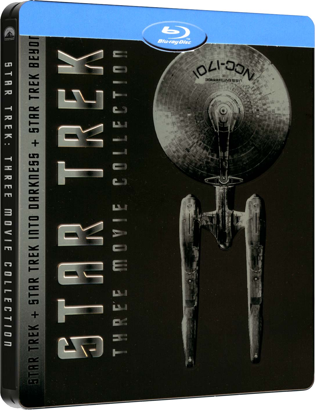 Star Trek : La Trilogie - Blu-ray SteelBook