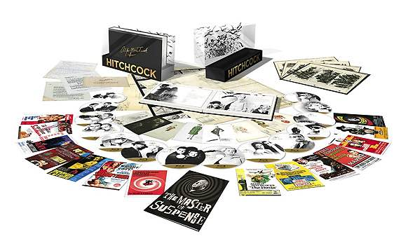 Hitchcock Coffret 14 Blu-ray