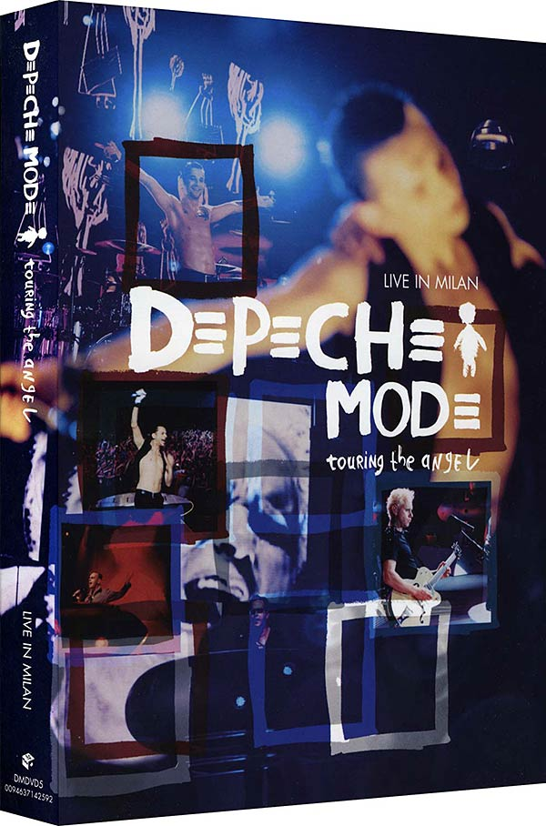 Depeche Mode - Touring The Angel : Live in Milan - DVD (2006)