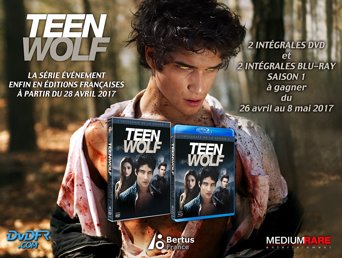 Concours Teen Wolf saison 1