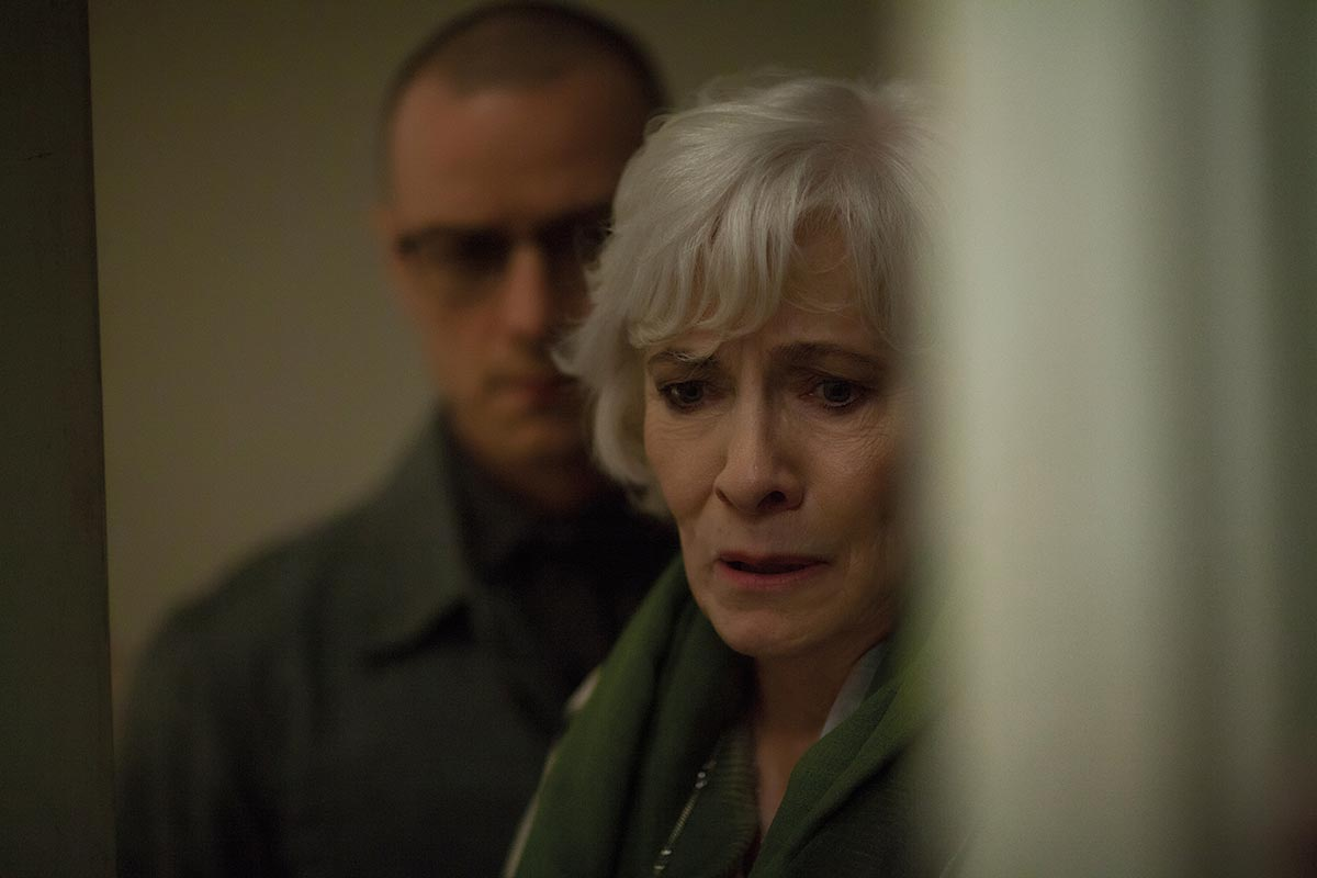 Betty Buckley & James McAvoy - Split