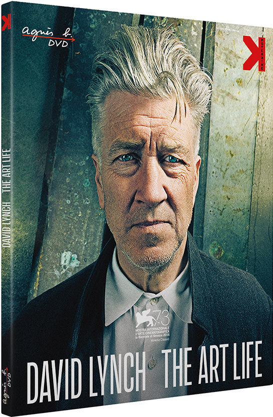 David Lynch: The Art Life - Blu-ray