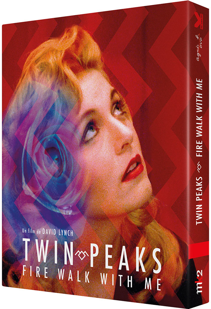 Twin Peaks: Fire Walk With Me - Blu-ray + DVD