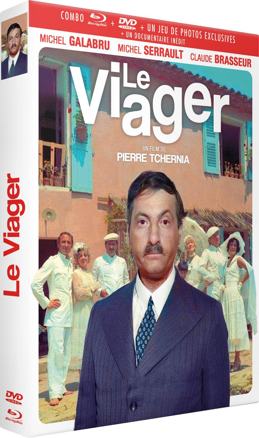 Le Viager - Combo Blu-ray + DVD