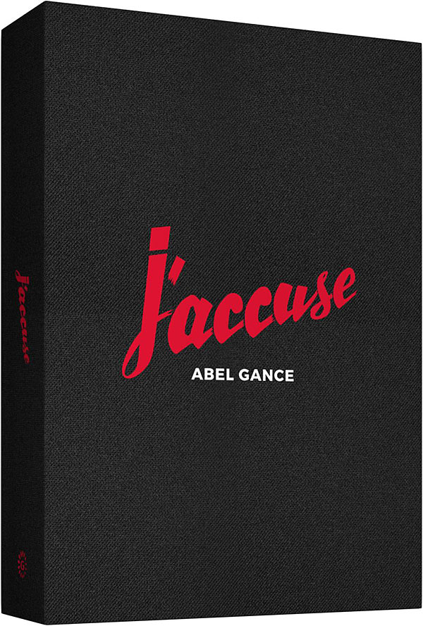 J'accuse - Coffret collector