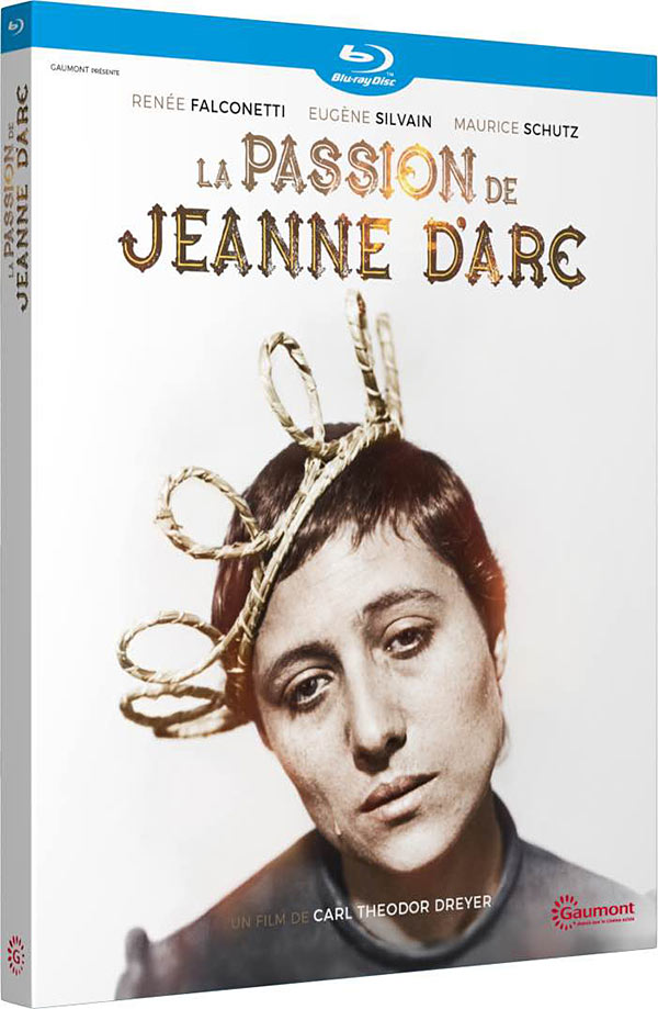 La Passion de Jeanne d'Arc - Blu-ray
