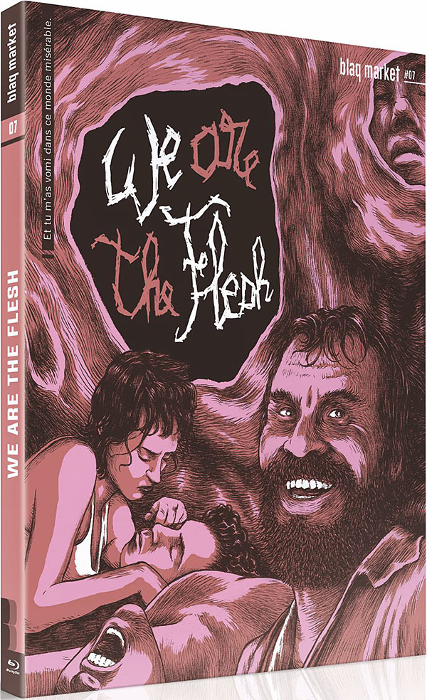 We Are the Flesh - Blu-ray