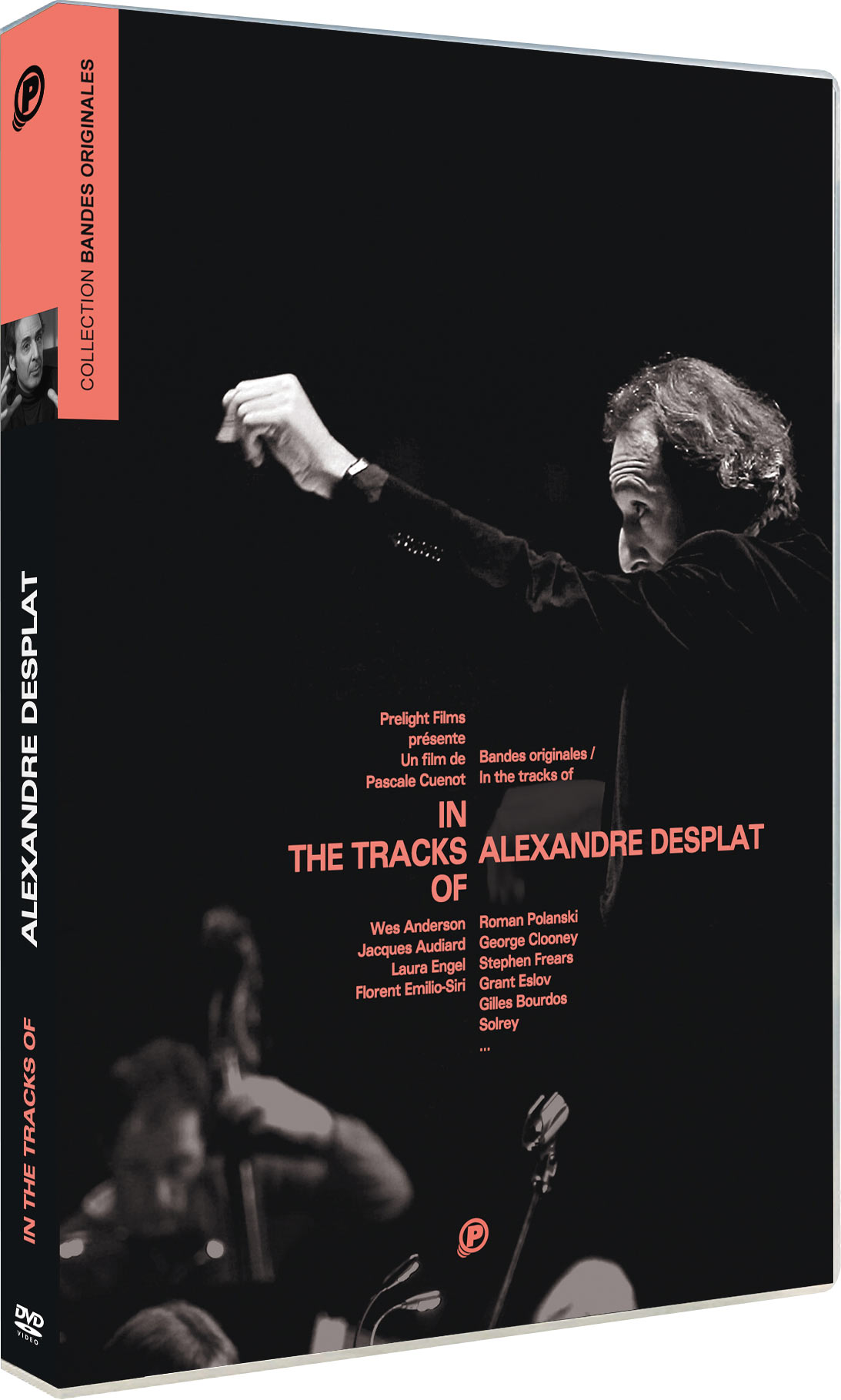 In The Tracks Of / Bandes originales : Alexandre Desplat