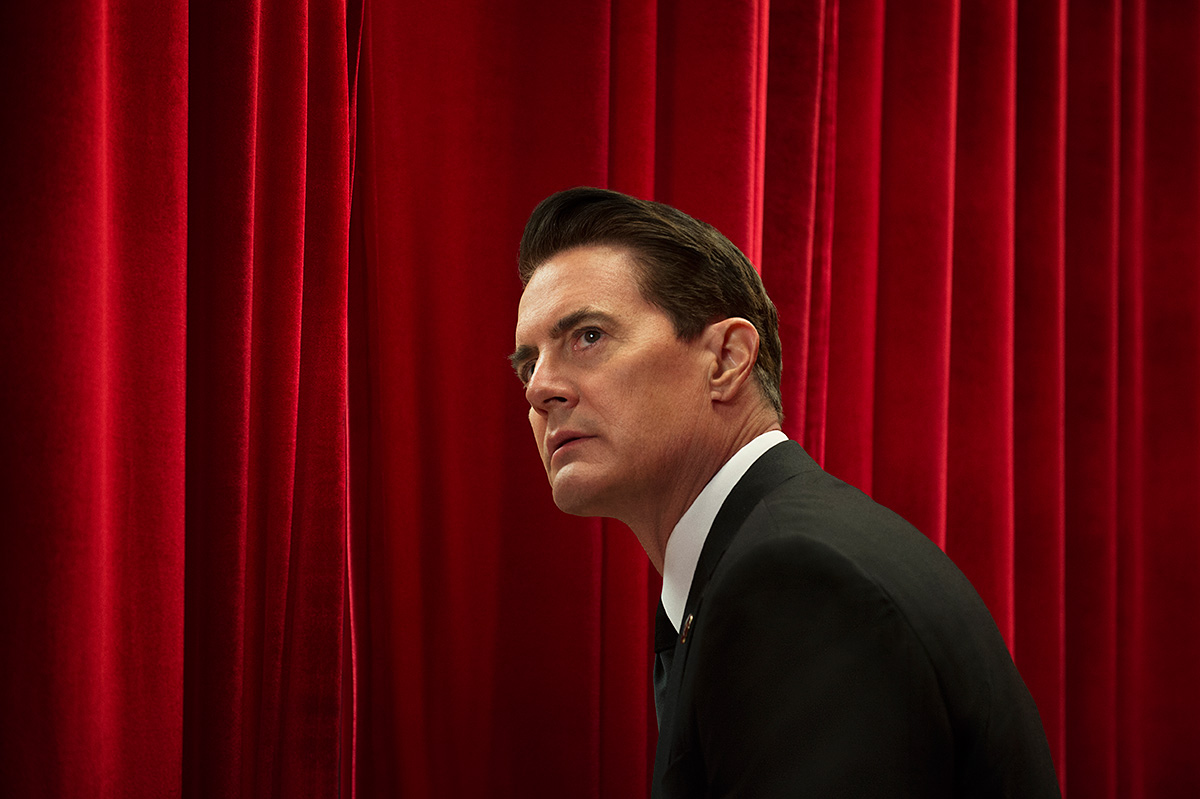 Twin Peaks : The Return - Dale Cooper (Kyle MacLachlan)