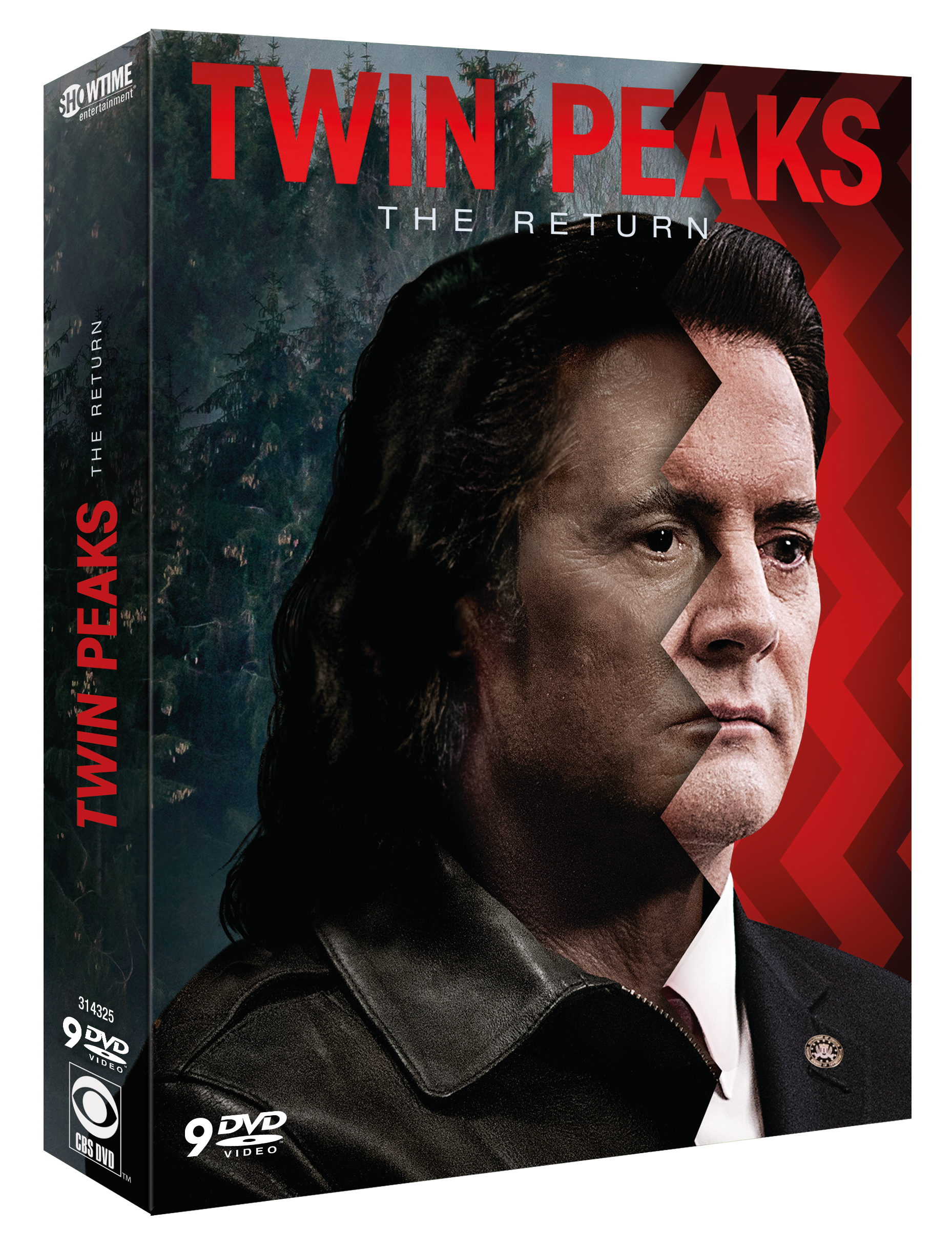 Twin Peaks : The Return - Coffret 9 DVD