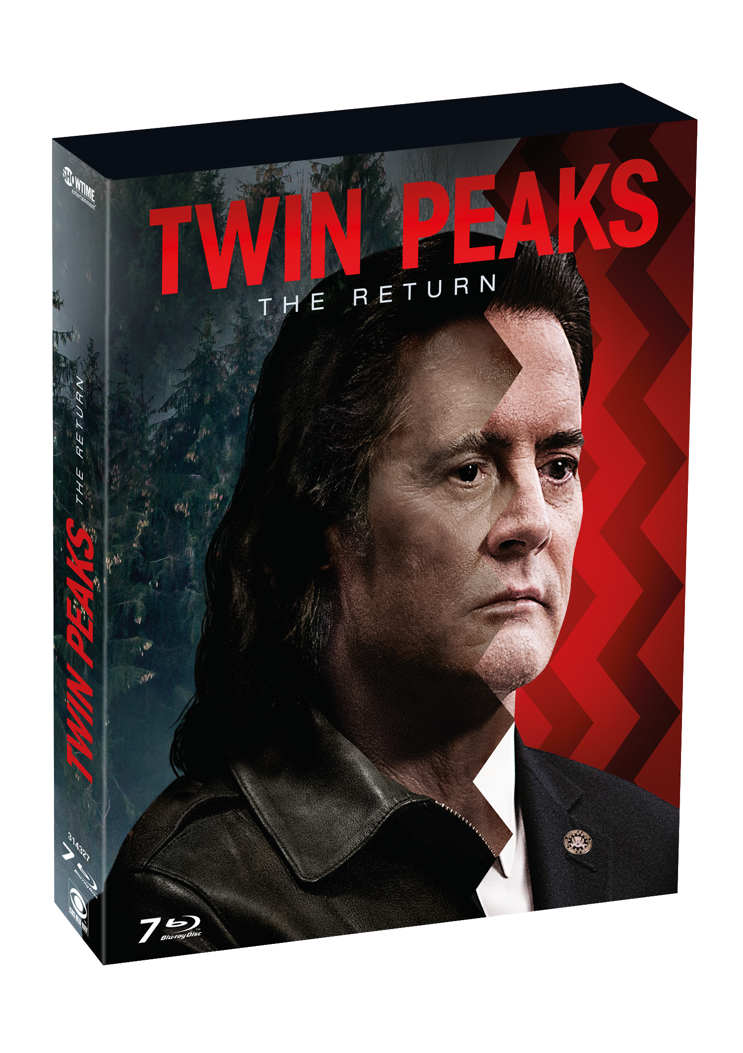 Twin Peaks : The Return - Coffret 7 Blu-ray