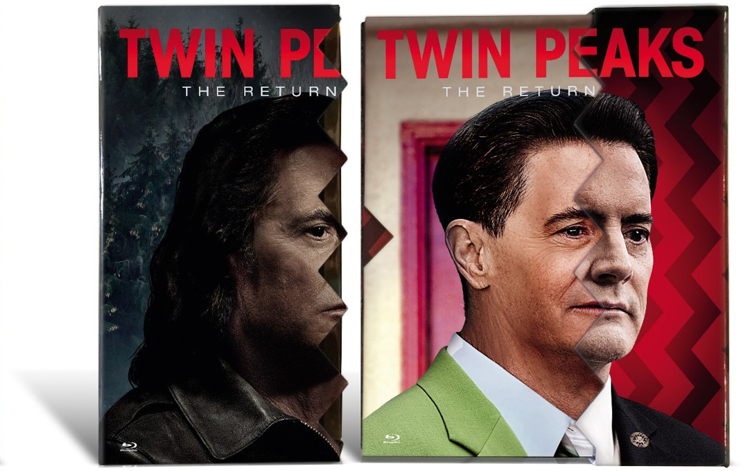 Twin Peaks : The Return - Coffret Blu-ray