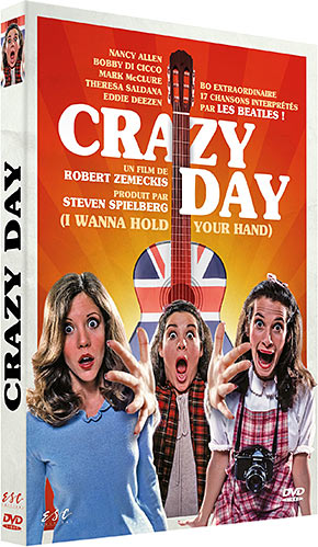 Crazy Day - DVD