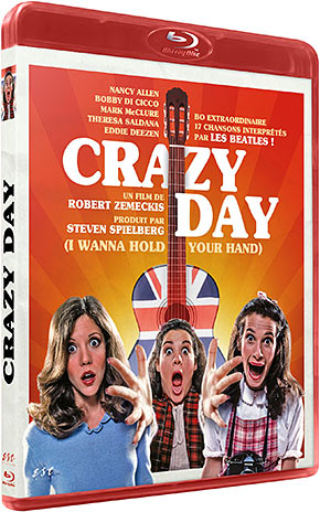 Crazy Day - Blu-ray