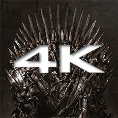 Winter is coming... en 4K Ultra HD !