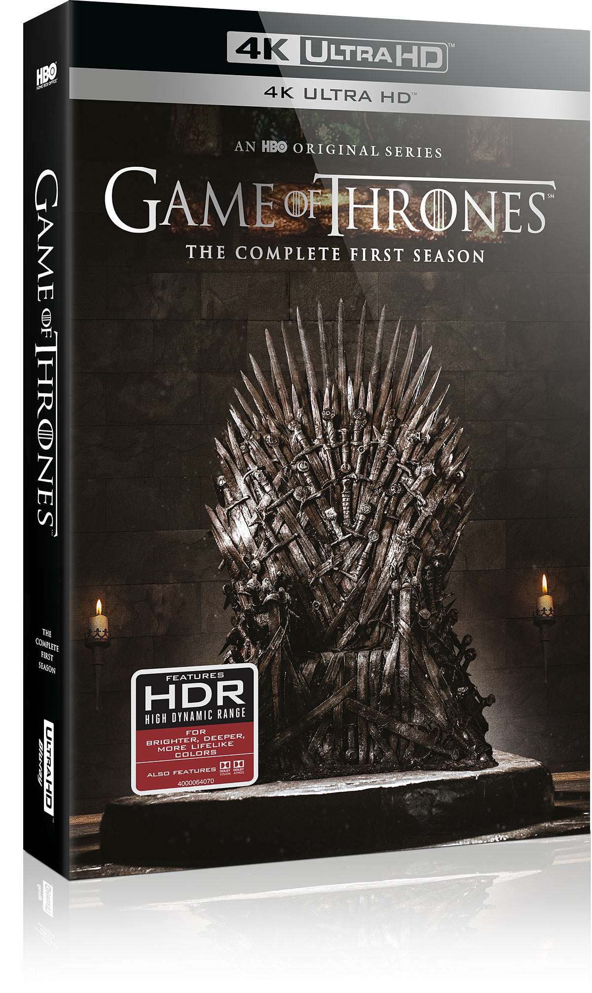 Game of Thrones - Saison 1 - 4K Ultra HD