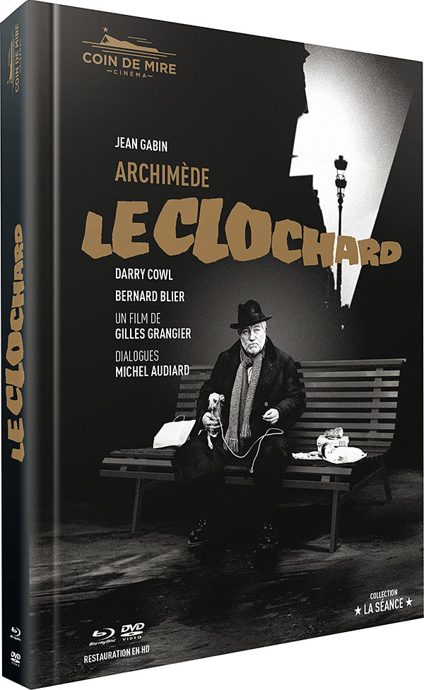 Archimède le clochard - Combo Digipack Blu-ray/DVD/Livret/Goodies