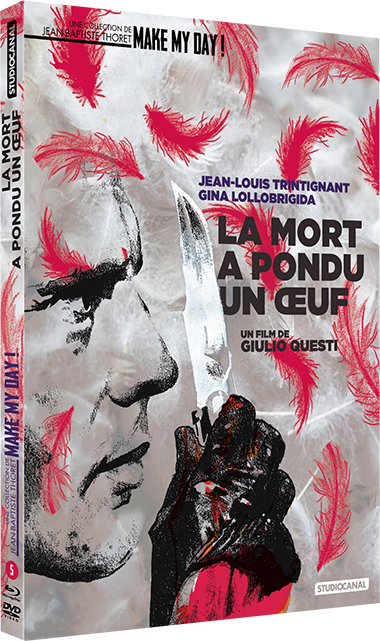 La Mort a pondu un oeuf - Combo Blu-ray/DVD - Collection Make My Day!