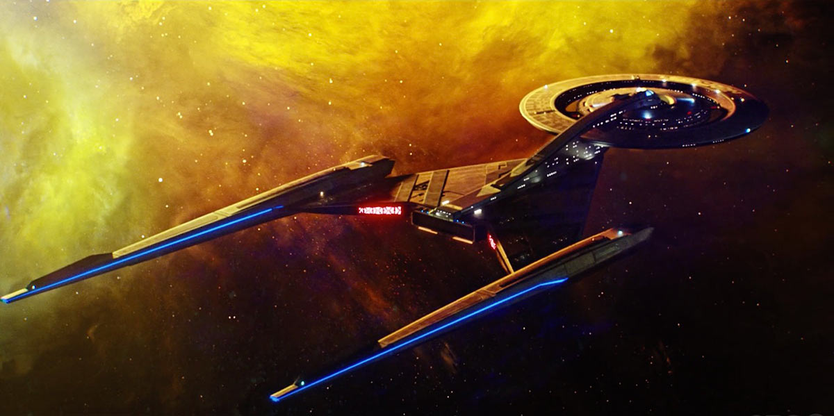 Star Trek Discovery : l'USS Discovery