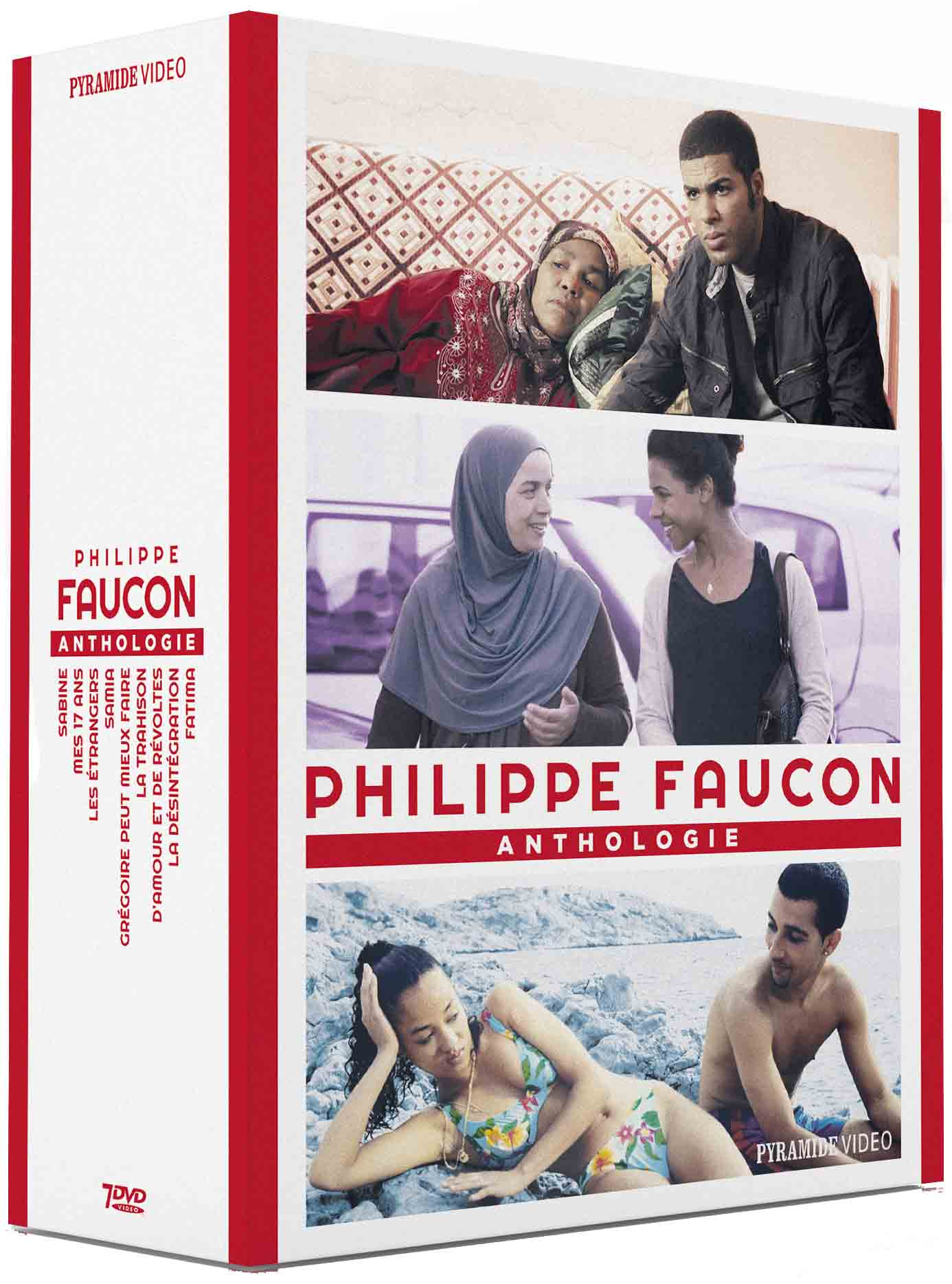 Philippe Faucon - Anthologie - DVD