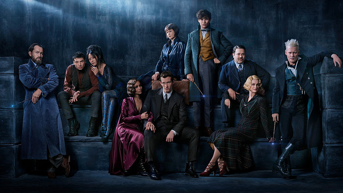 Les Animaux Fantastiques : Les Crimes de Grindelwald - © 2017 Warner Bros. Entertainment Inc. All Rights Reserved