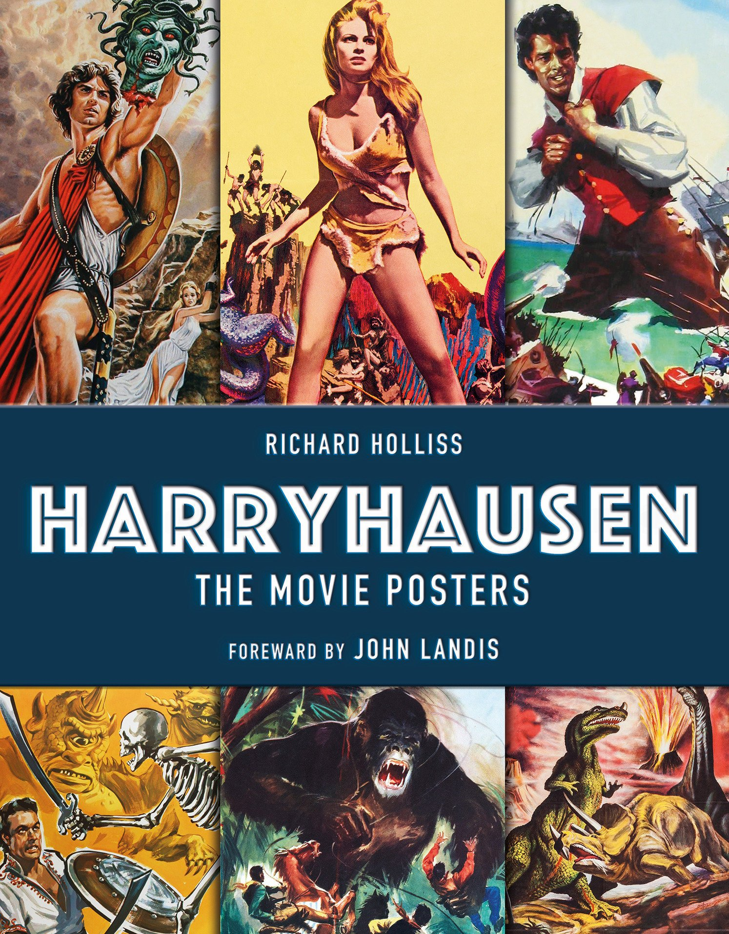 Harryhausen, The Movie Posters