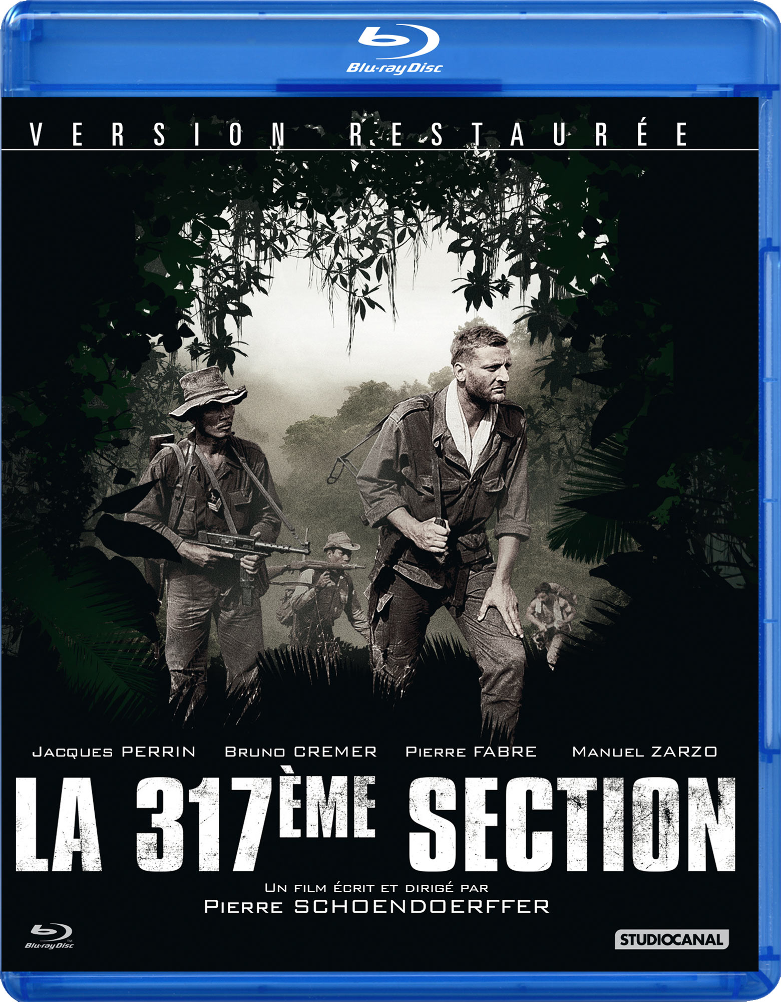 La 317ème Section - Blu-ray