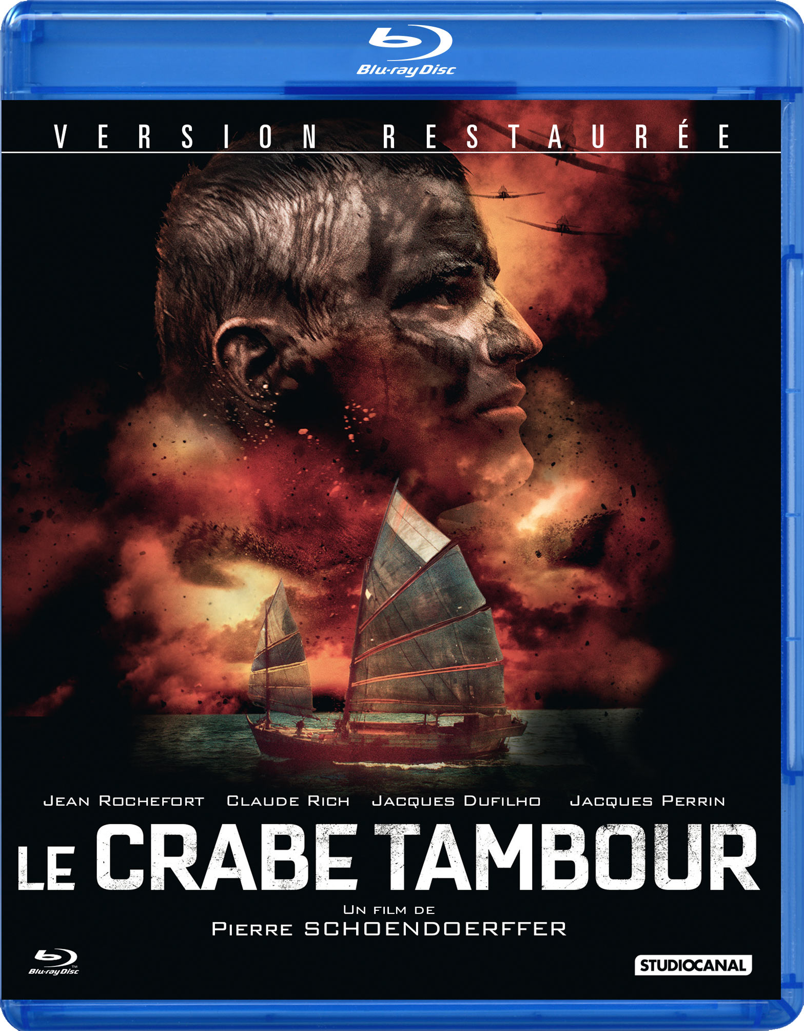 Le Crabe Tambour - Blu-ray