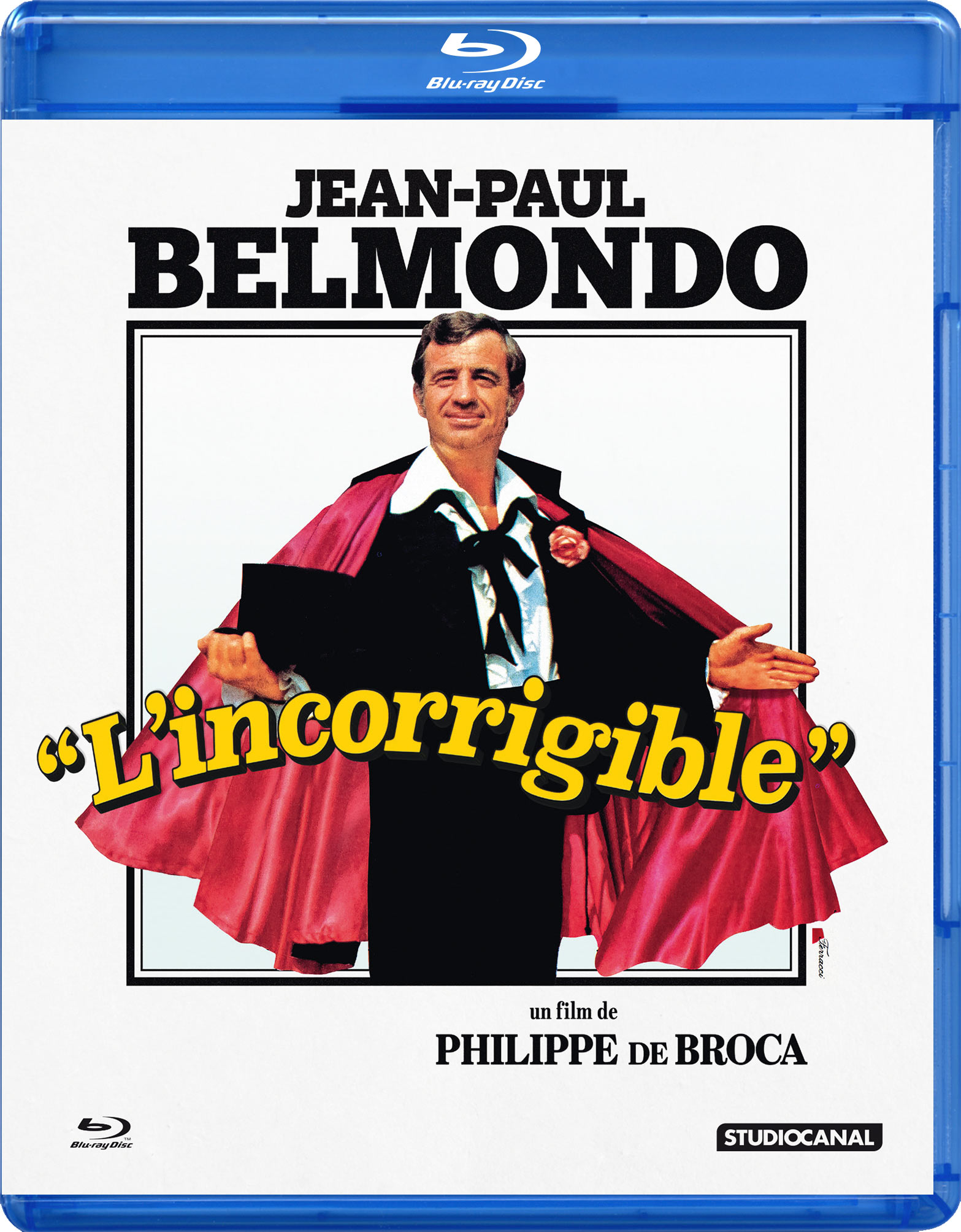 L'Incorrigible - Blu-ray