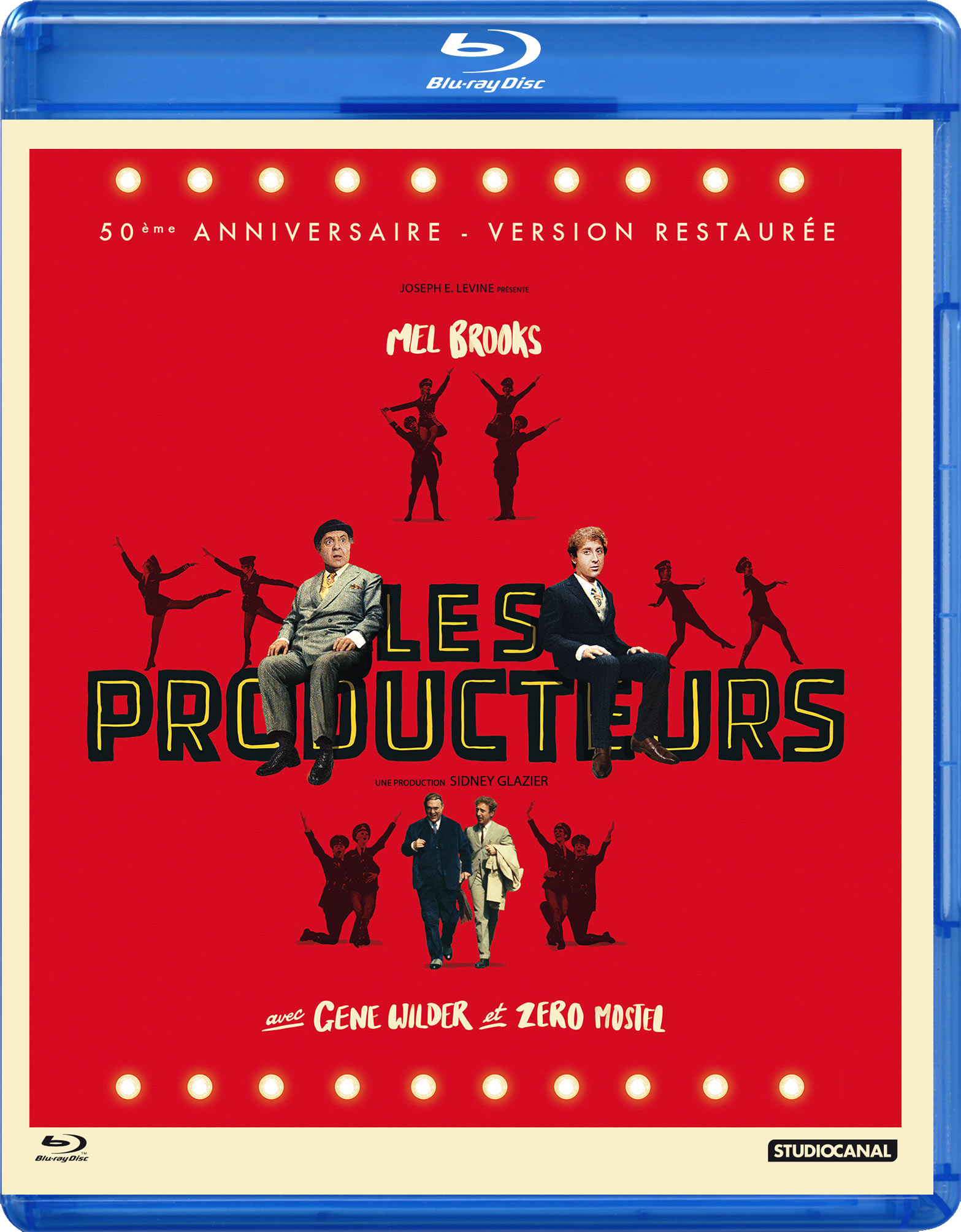 Les Producteurs - Blu-ray