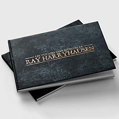 JEU CONCOURS Ray Harryhausen : 3 livres photo collector à gagner !