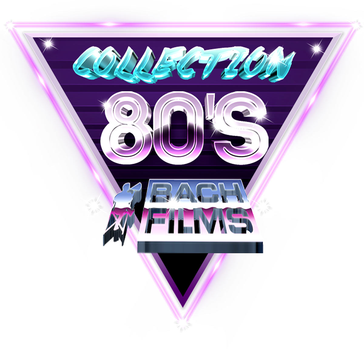 Collection 80's Bach Films