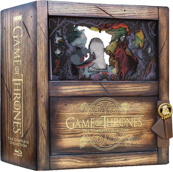 Game of Thrones - Intégrale Collector