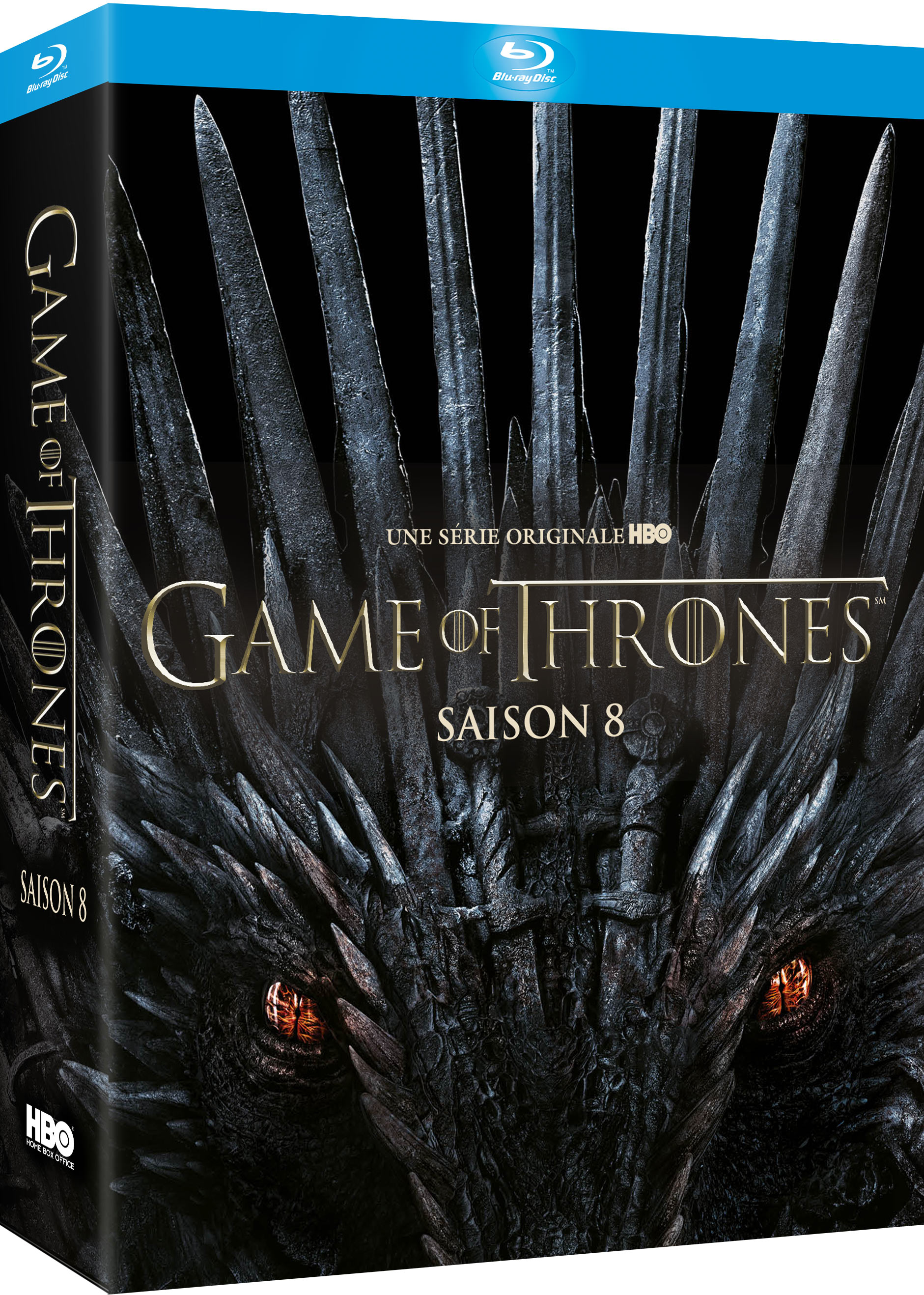 Game of Thrones - Saison 8 - Blu-ray