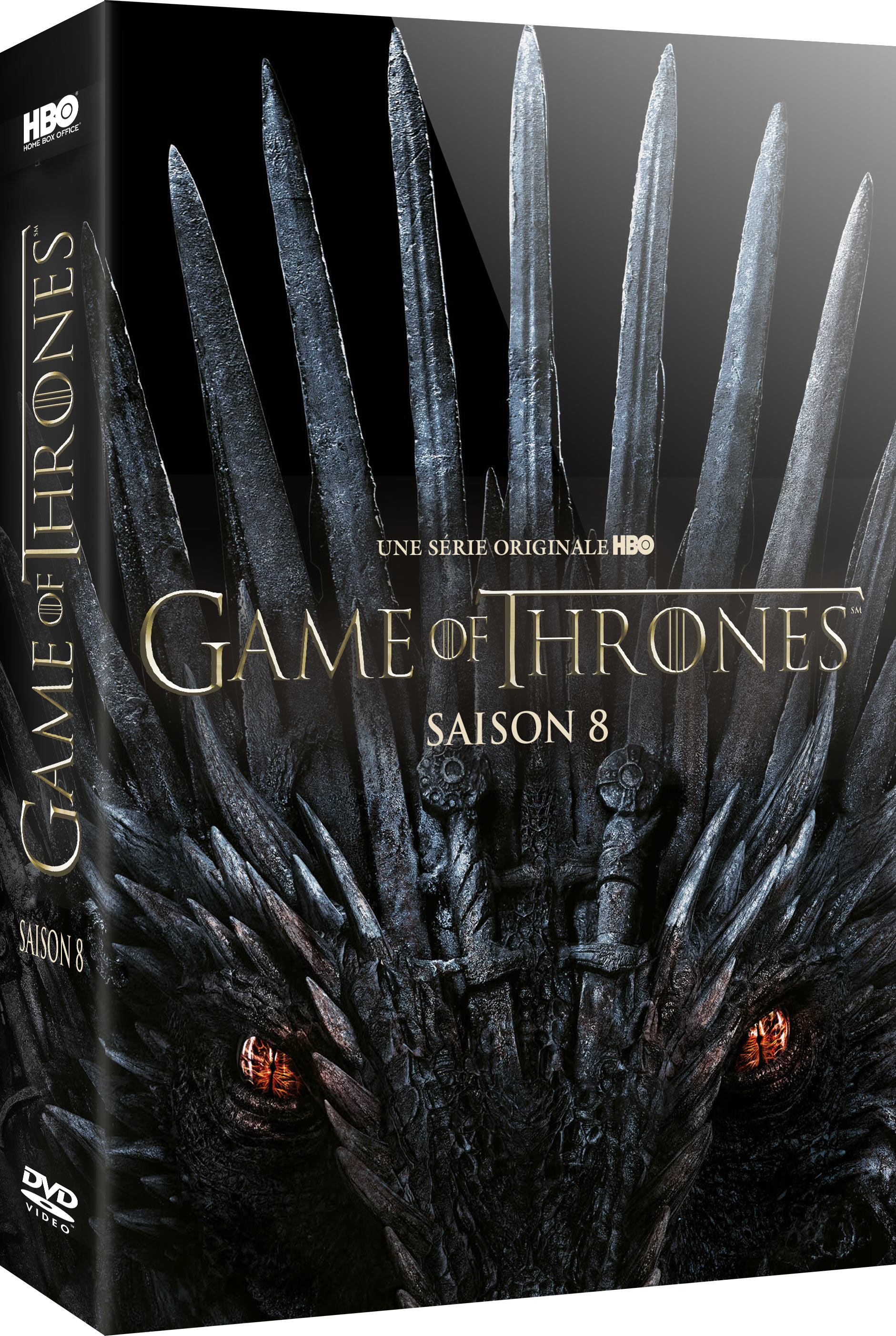 Game of Thrones - Saison 8 - DVD