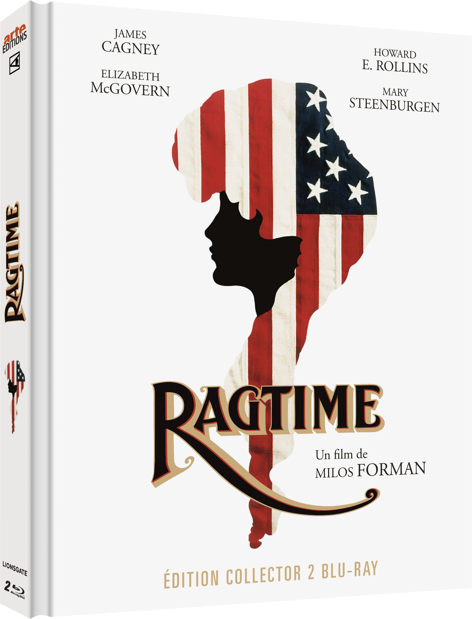 Ragtime - Collector Blu-ray