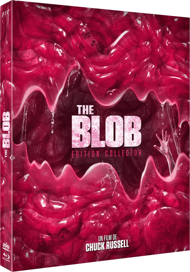 The Blob - Édition Exclusive Collector Limitée - Blu-ray + DVD