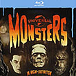 Universal Monsters en Blu-ray !