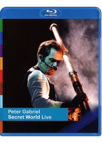 Gabriel, Peter - Secret World Live - Blu-ray
