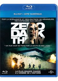 Zero Dark Thirty (Blu-ray + Copie digitale) - Blu-ray