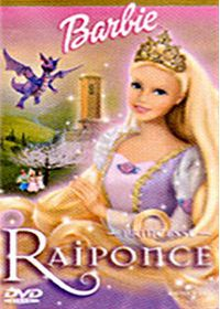 Barbie - Princesse Raiponce - 2002