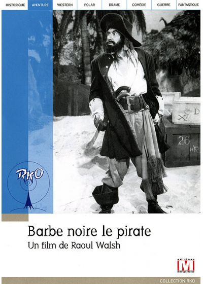 Barbe Noire le pirate - DVD