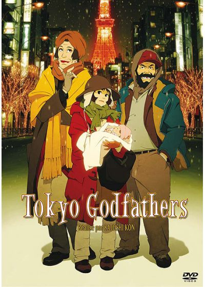 T�l�charger Tokyo godfathers